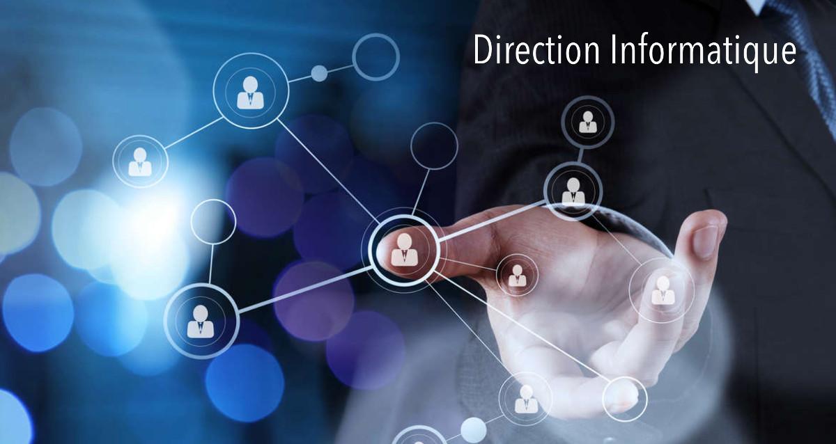 Direction Informatique