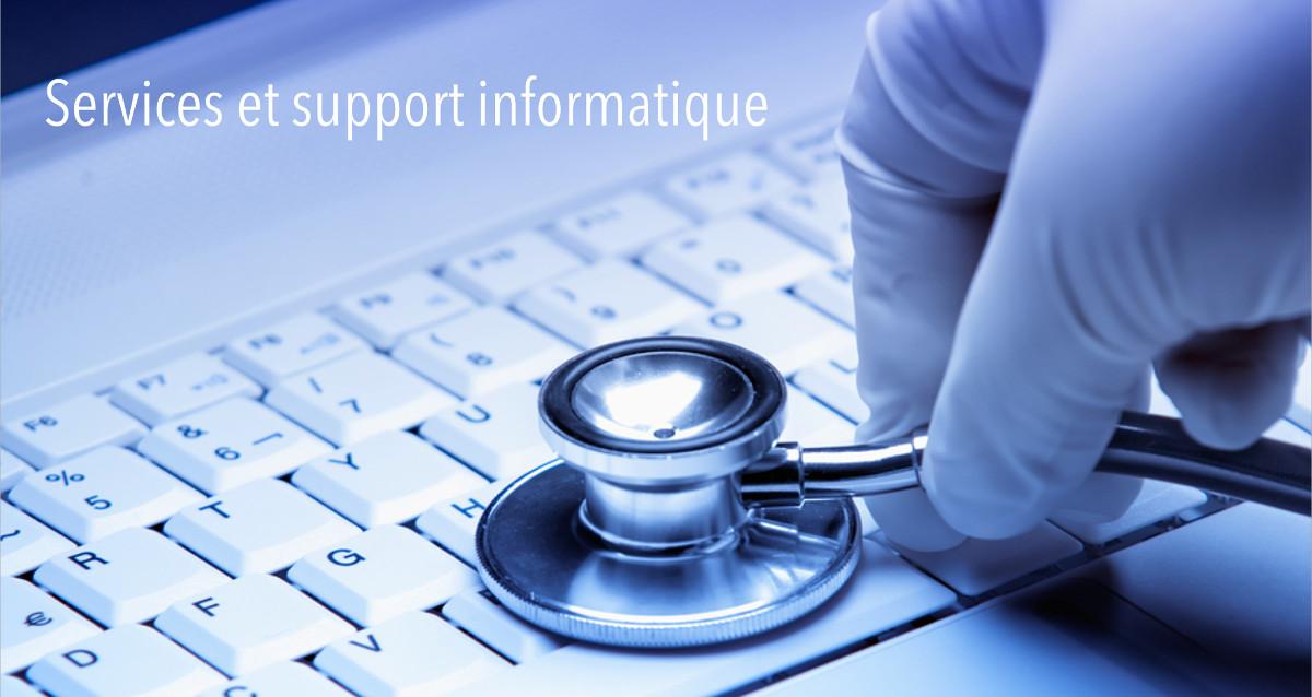 Support et Services